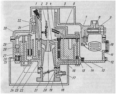 Карбюратор К-129В