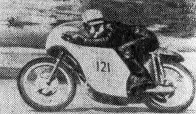 Мотоцикл с полуобтекателем для шоссейно-кольцевых гонок