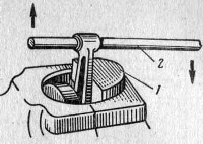 Способ исправления верхней головки шатуна