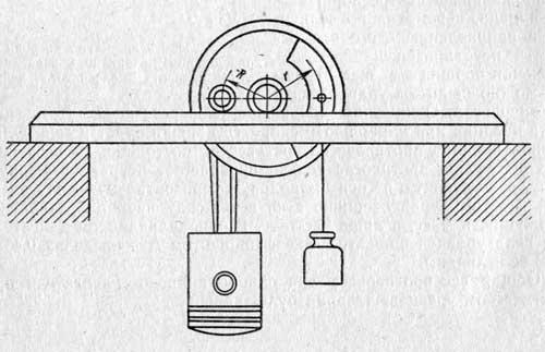 Способ проверки уравновешенности двигателя