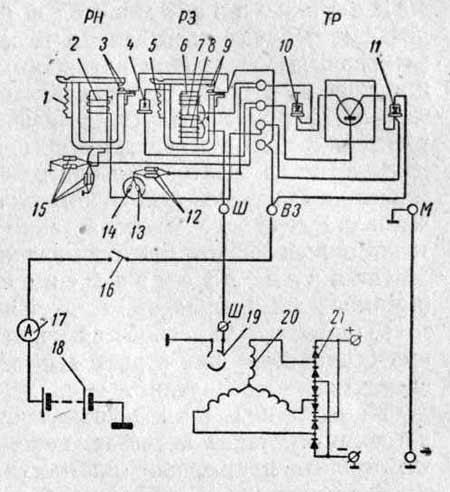 Электрическая Схема Слуховой