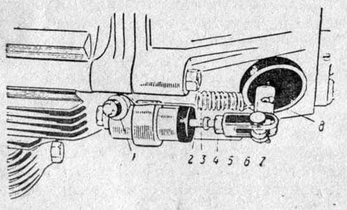 проводка на руле на москвиче 412
