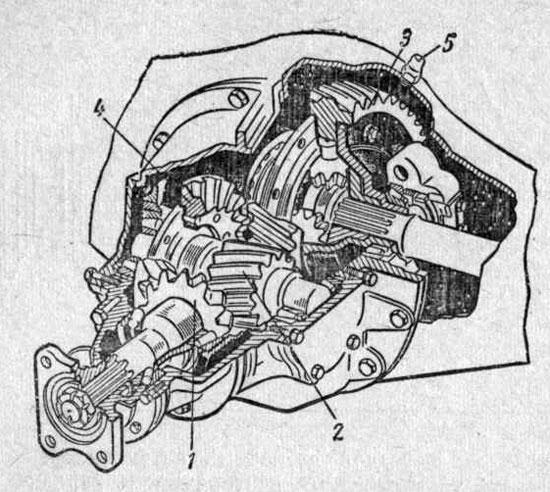 автомобиля ЗИЛ-130
