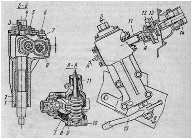 Основные работы по техническому обслуживанию рулевого управления