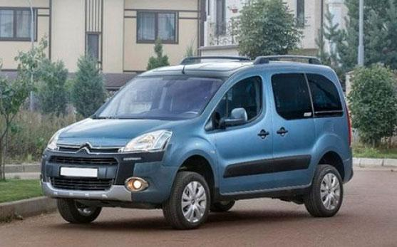Citroen Berlingo Trek