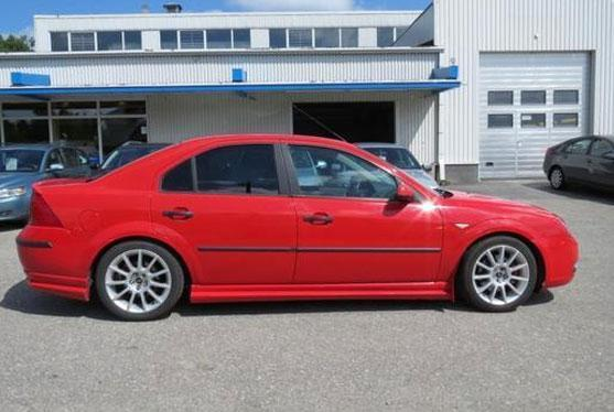 Ford Mondeo 4d