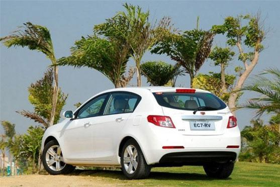 Geely Emgrand 5d