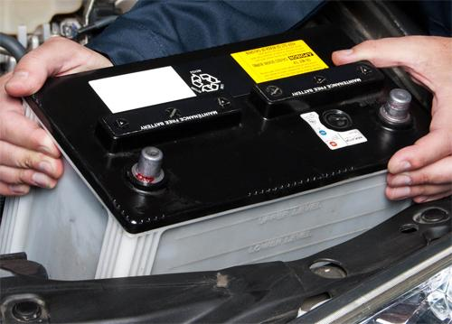 Автомобильные аккумуляторы