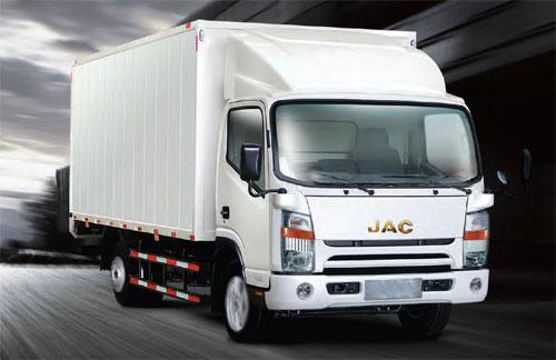 Самый лучший среднетоннажный грузовик