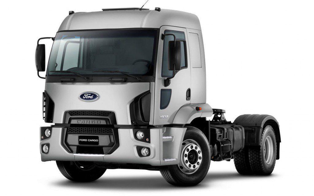 Грузовые фургоны Ford