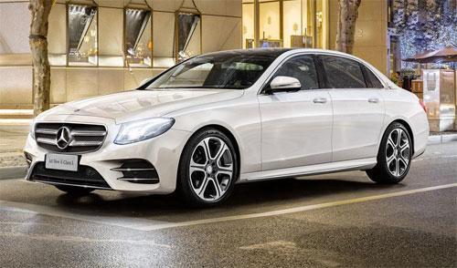 Mercedes E-class W213: эстетика и качественные характеристики