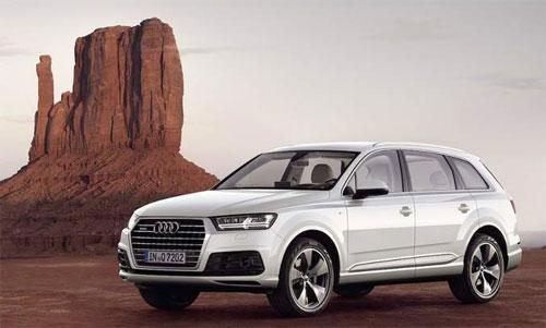 Audi q7 – высокая проходимость и спортивный характер