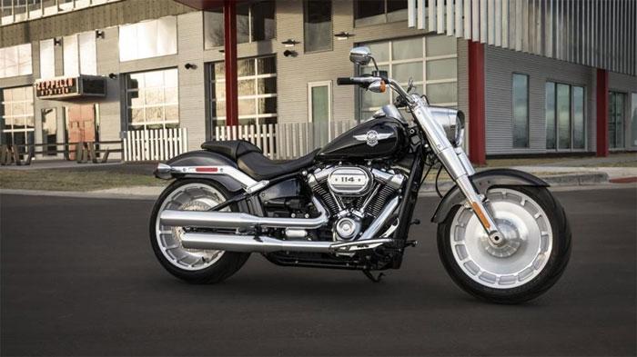 История создания Harley Davidson