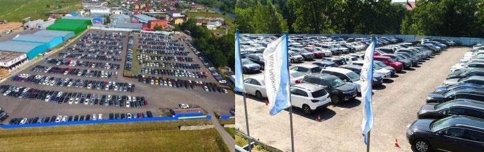 Парковка в аэрпорту: правила и особенности