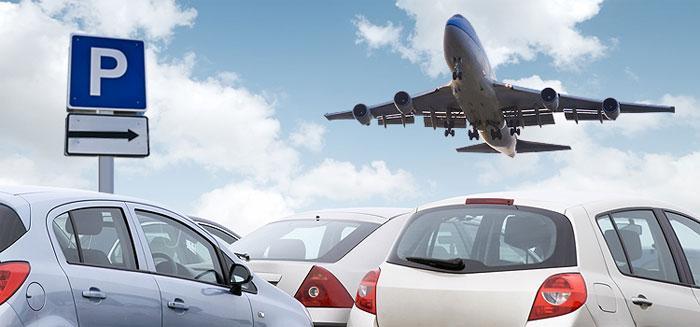 Парковка в аэрпорту