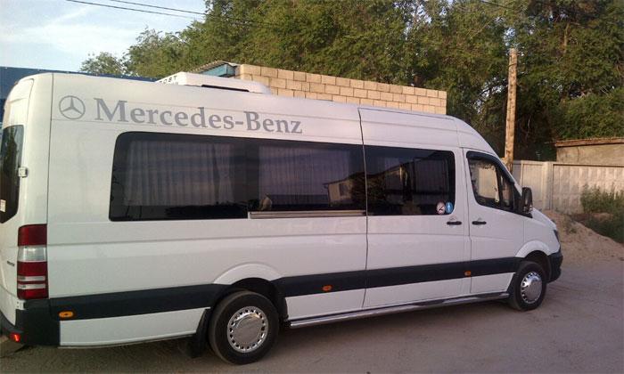 Аренда автобусов для корпоративных поездок
