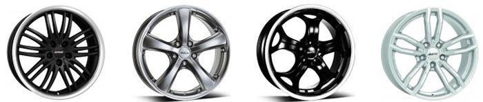 Колесные диски «Alutec»