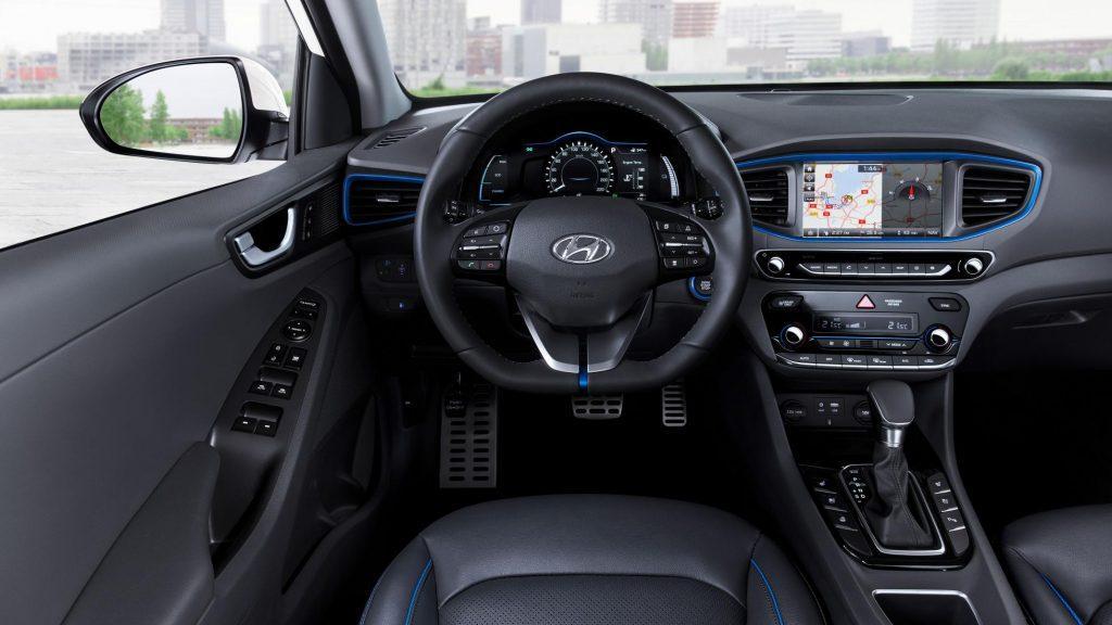 Салом Hyundai Ioniq Electric