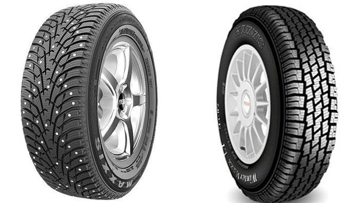 Покрышки для автомобилей УАЗ от торговой марки Maxxis