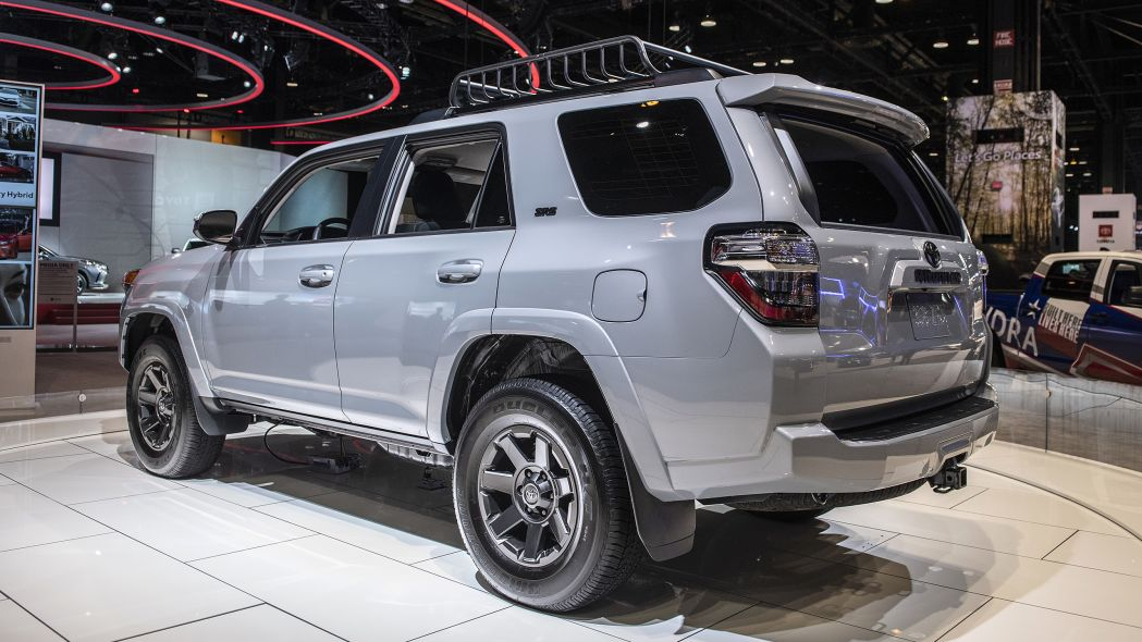 4Runner Trail Edition