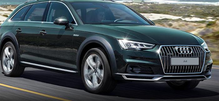 Audi A4: обновления и технические характеристики