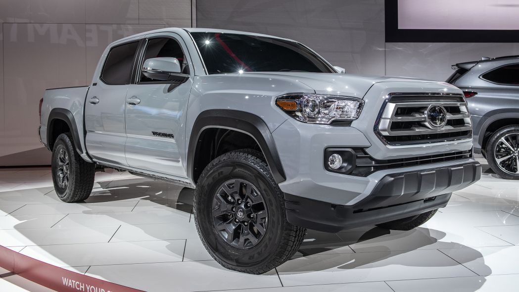 Toyota Tacoma Trail Edition