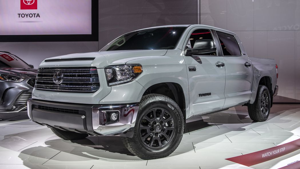 Toyota Tundra Trail Edition