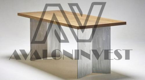 Нержавейка, как универсальный материал для мебели