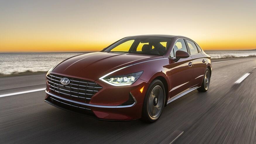 Hyundai представляет Sonata Hybrid
