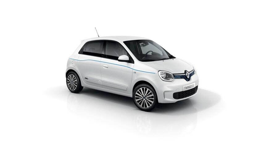 Twingo ZE – электромобиль Renault 2020