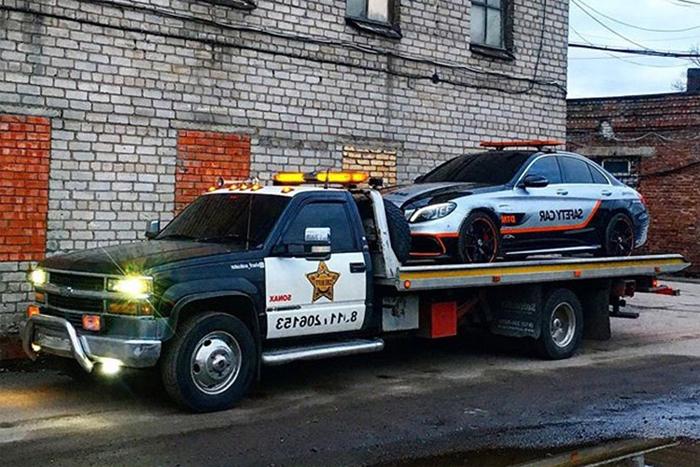 Эвакуатор Шериф