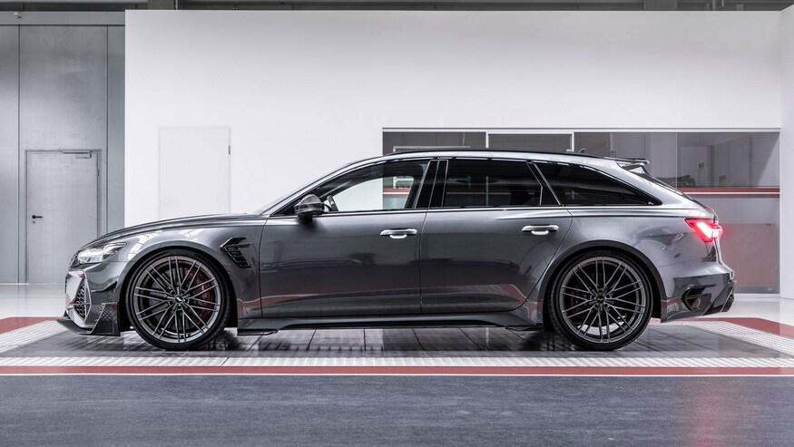 Audi представляет RS 6-R