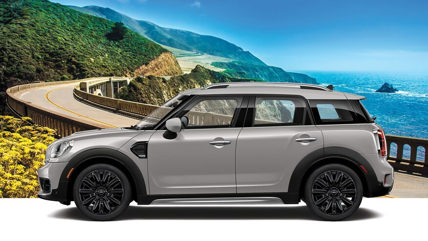 Mini представляет Countryman Oxford Edition