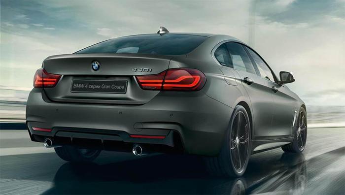 Новые модели BMW