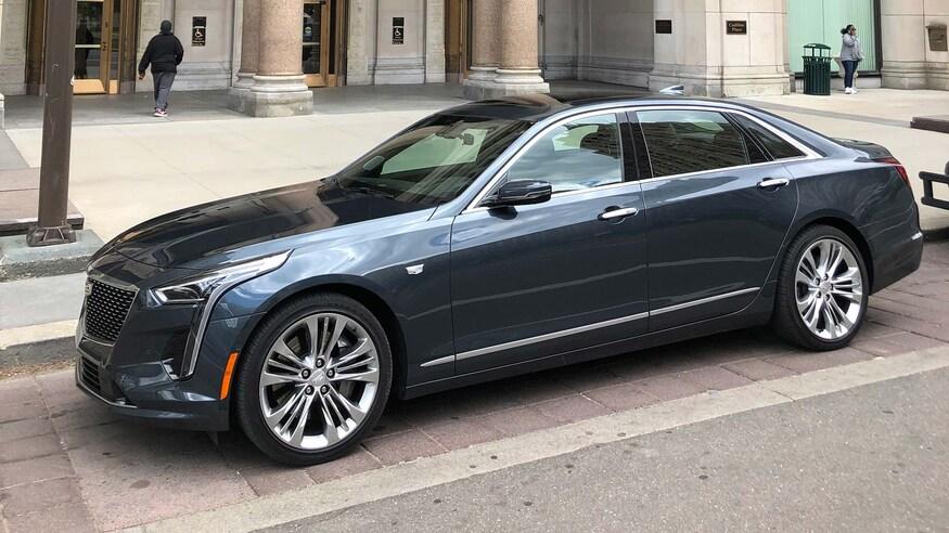 Cadillac CT6