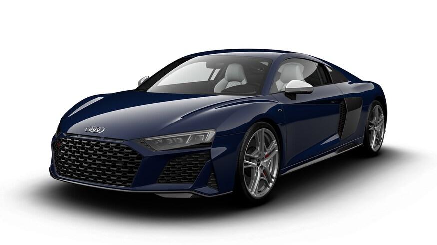 Audi представляет обновленный R8
