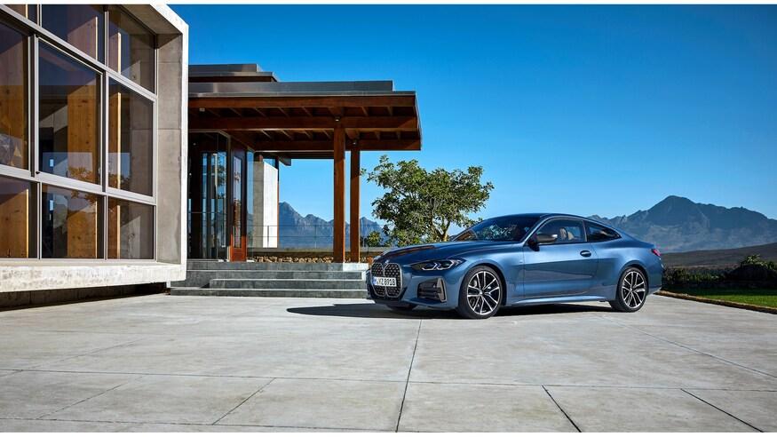 BMW обновил 4 серию