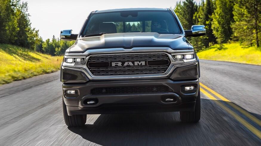 Ram 1500 Limited Night Edition