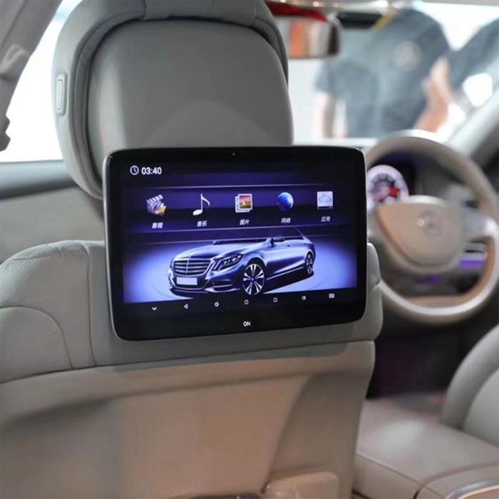Мониторы Mercedes GLC с поддержкой Андроид: как выбирать?