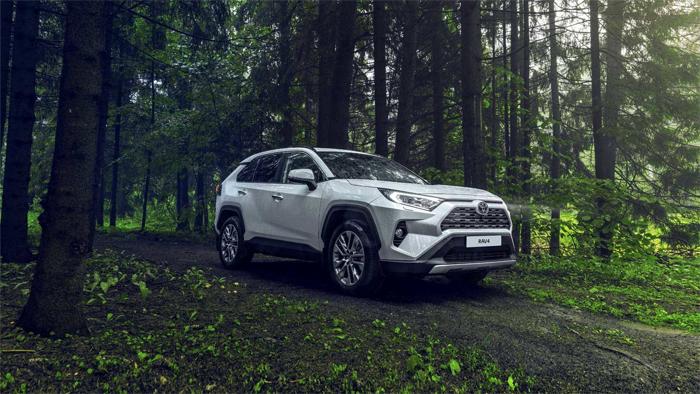 Неочевидная альтернатива: Toyota Highlander и Toyota RAV 4