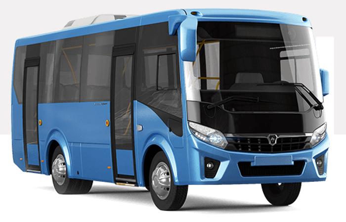 Современные автобусы и условия перевозки в них