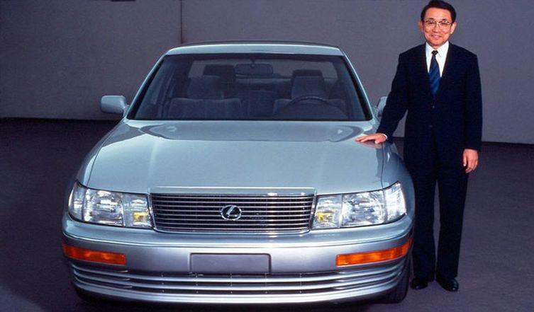 История Lexus: урок роскоши