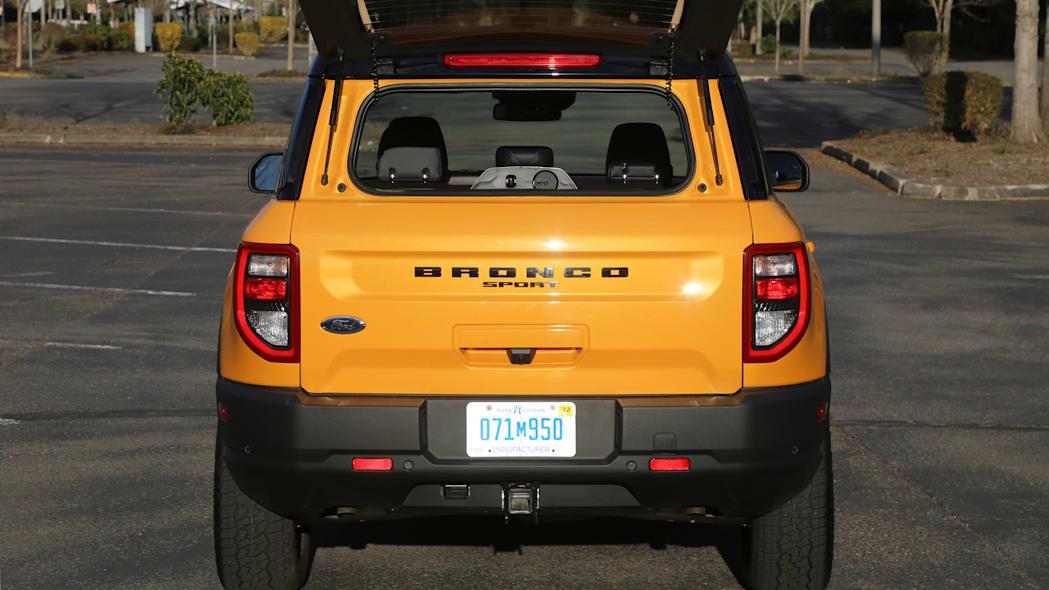 Повышение цен на Ford Bronco Sport в 2022 году