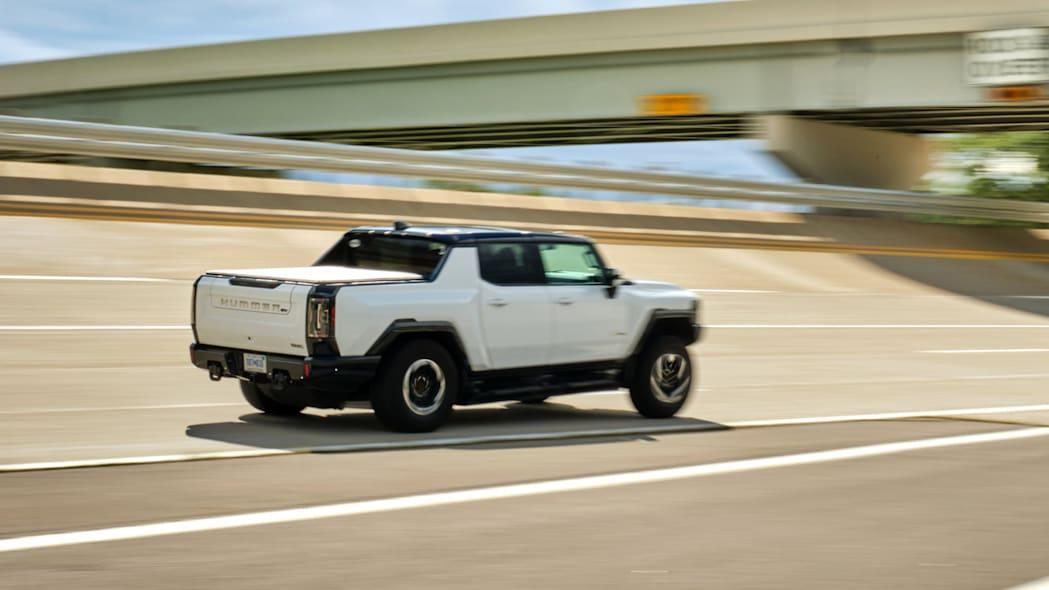 Обзор GMC Hummer EV Edition 1 2022 года